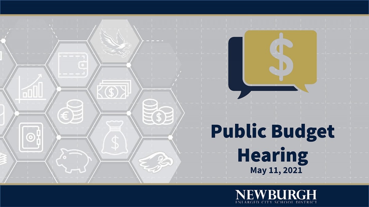 Budget Public Hearing