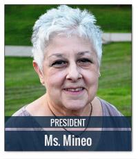 President - Ms. Mineo