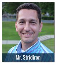 Mr. Stridiron