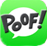 Poof Texting Icon