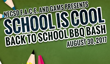 Thumbnail for School is Cool - Back to School BBQ Bash - August 30th