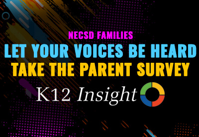 Thumbnail for Attention All District Families: Take the Annual K12 Insight Survey.