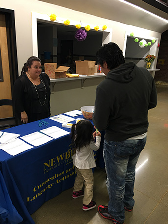 Attendees meet with community organizations 3