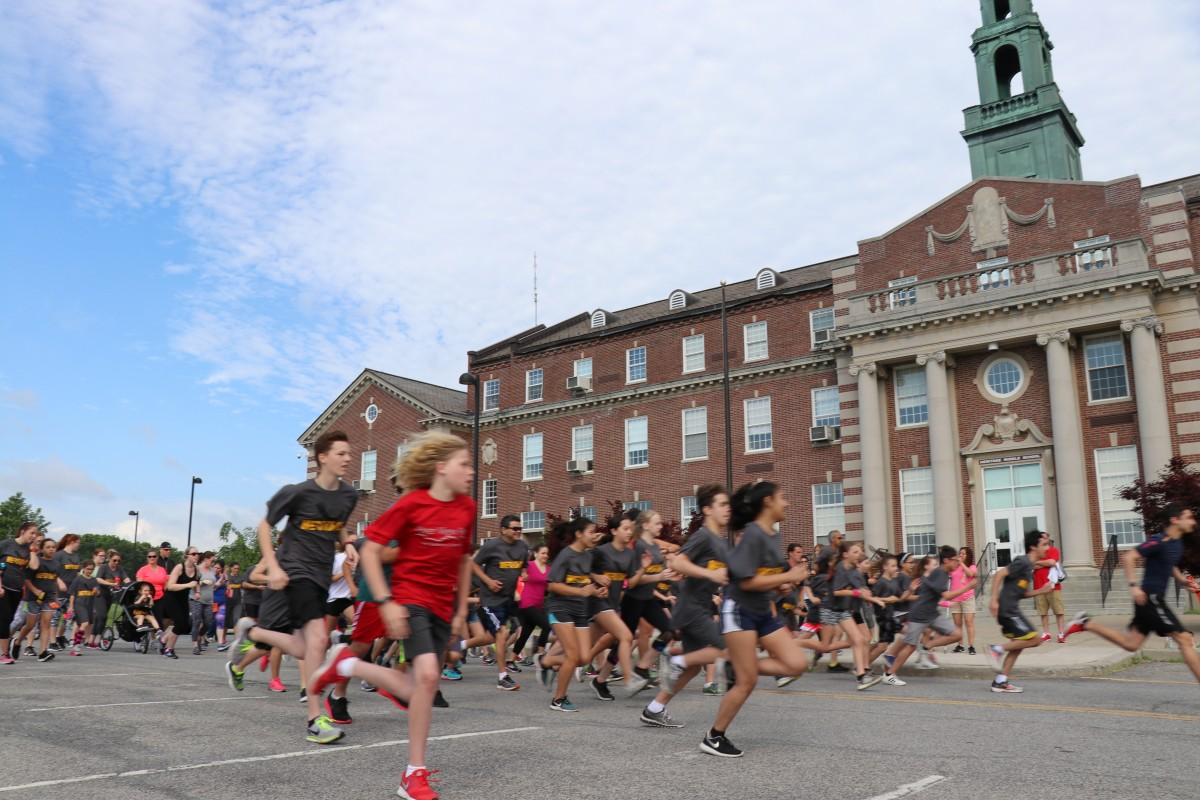 Thumbnail for Heritage Middle School Hosted 3rd Annual 5K!