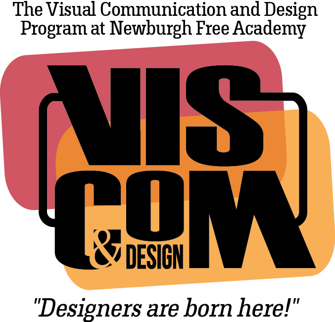 Logo for the Vis Com 3 class