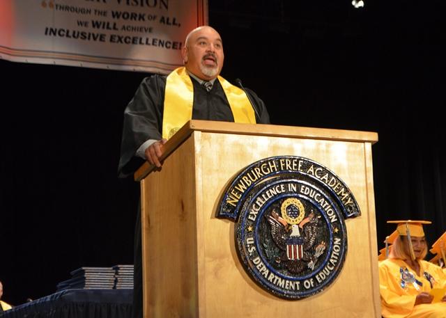 Mr. Rodriguez Speech