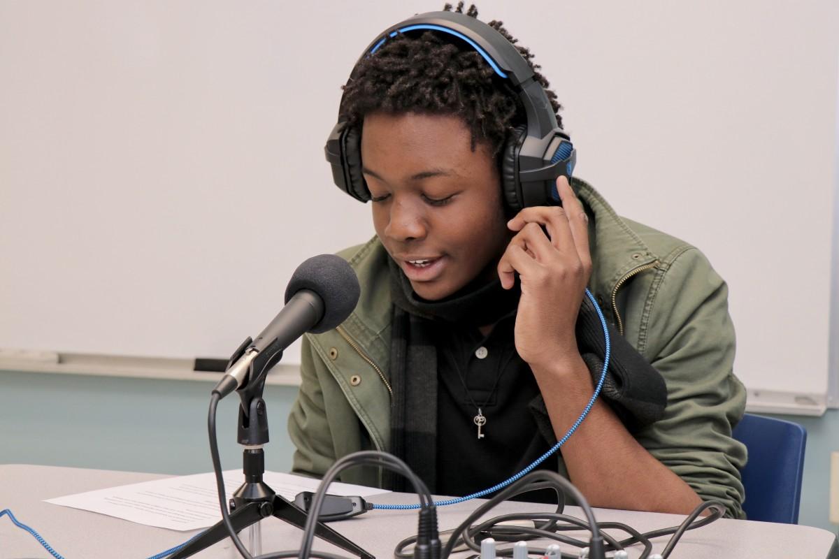 Jordan recording introduction