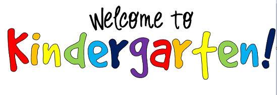 Welcome to Kindergarten Registration