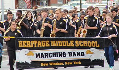 Thumbnail for HMS Band Finishes up the Year in Spectacular Fashion