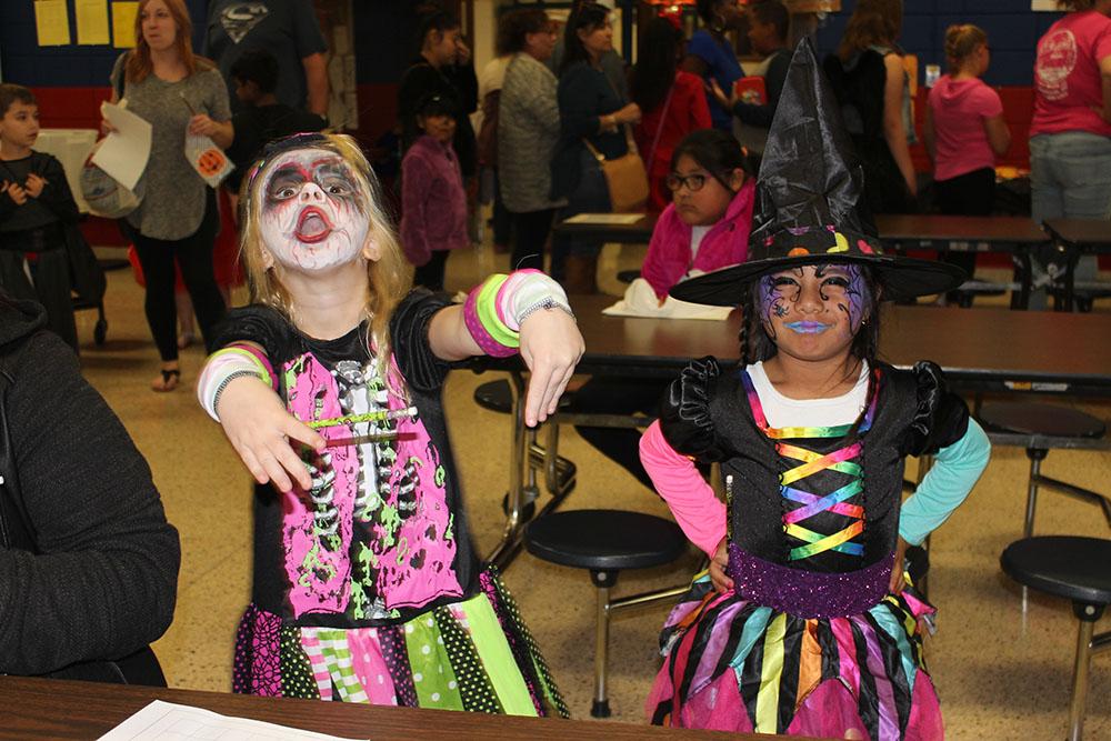 Halloween Bingo, Zombie Girl