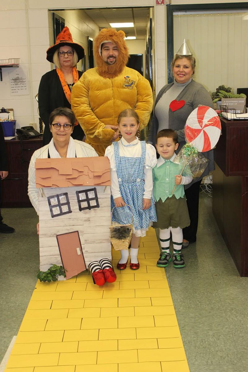 Halloween Parade Wizard of Oz
