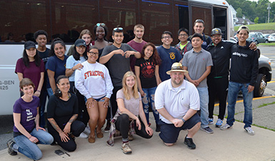 Thumbnail for Excelsior Academy Students Travel to Ecuador For Global Service Learning Project