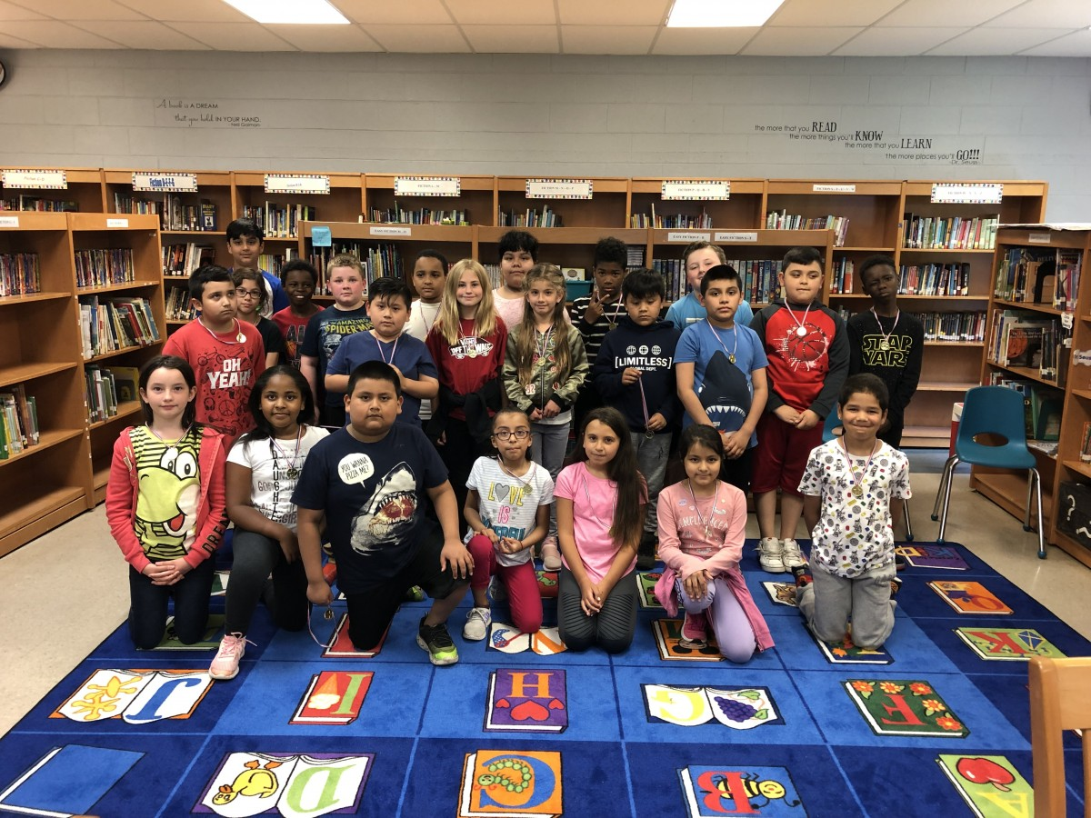 Mrs. Alma's 3rd Grade - 2nd Plance
